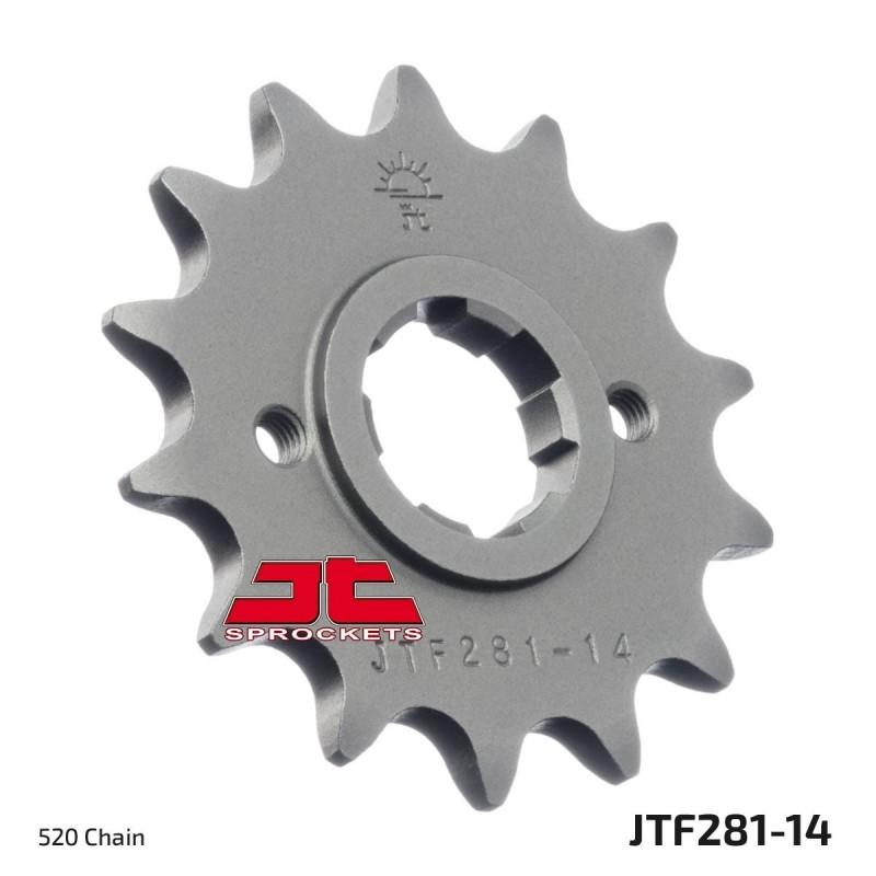 Priekinė žvaigždutė JTF281.14