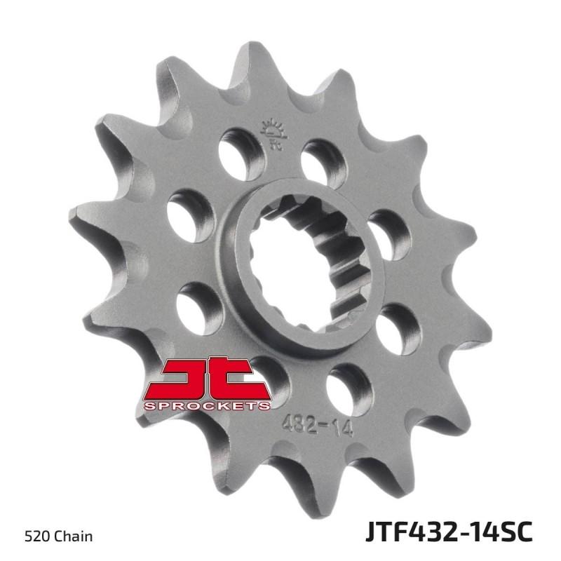 Priekinė žvaigždutė JTF432.14SC