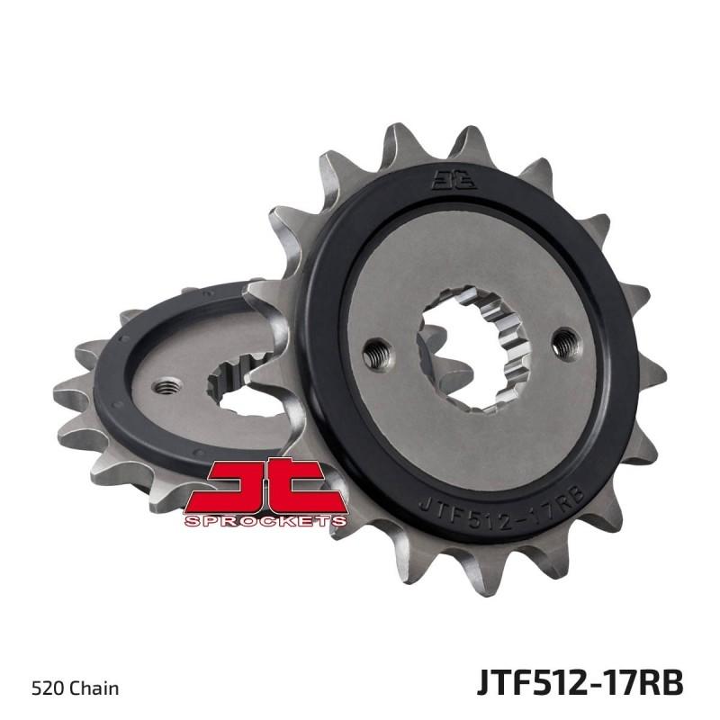 Priekinė žvaigždutė JTF512.17RB