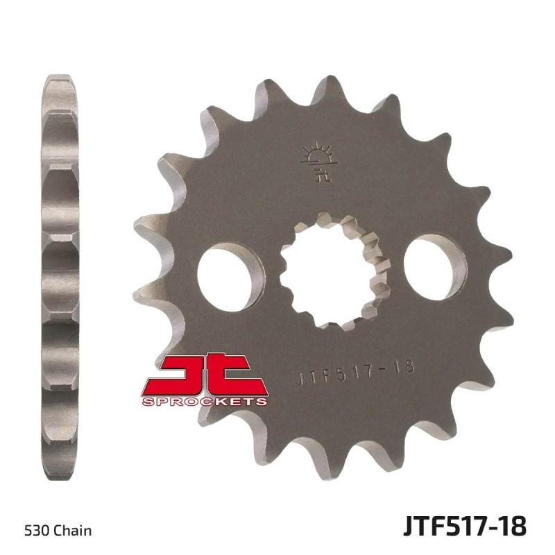 Priekinė žvaigždutė JTF517.18