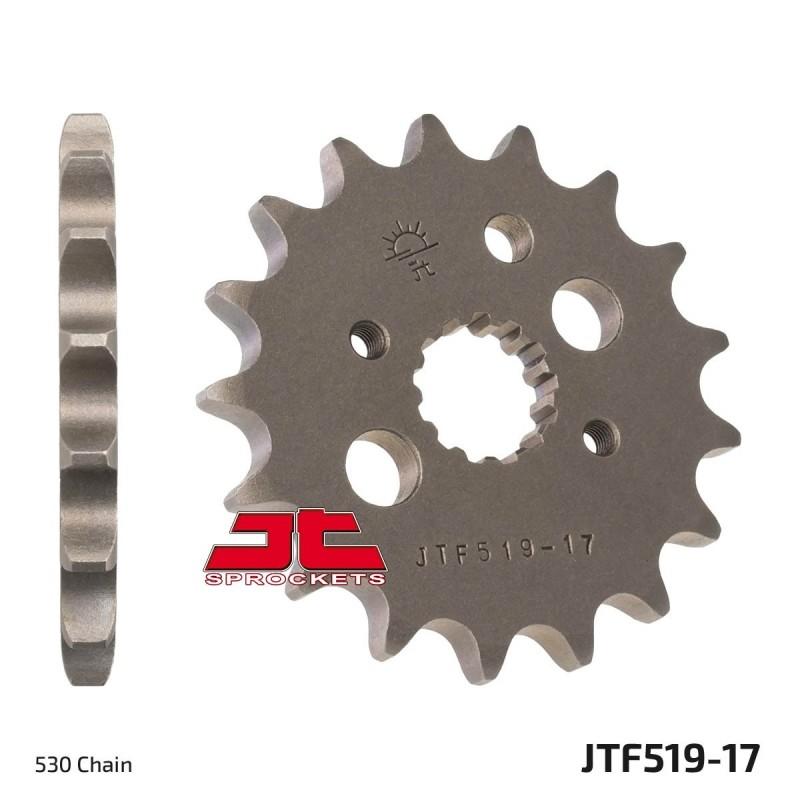 Priekinė žvaigždutė JTF519.17