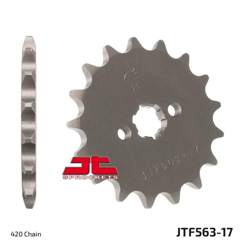 Priekinė žvaigždutė JTF563.17