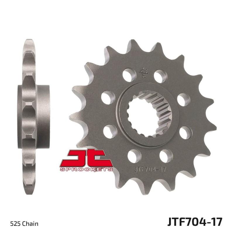 Priekinė žvaigždutė JTF704.17