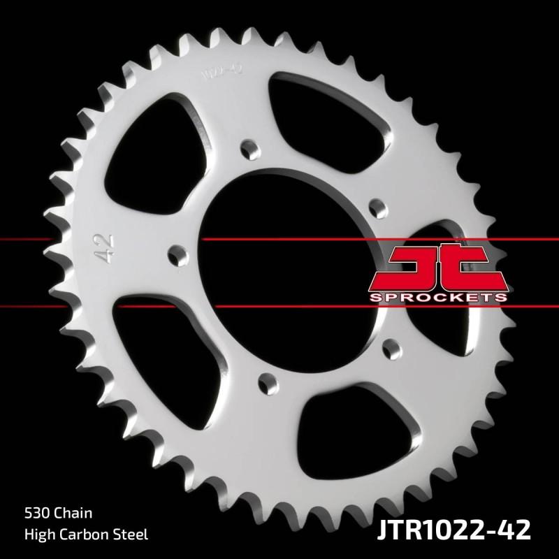 Metalinė galinė žvaigždutė JTR1022.42