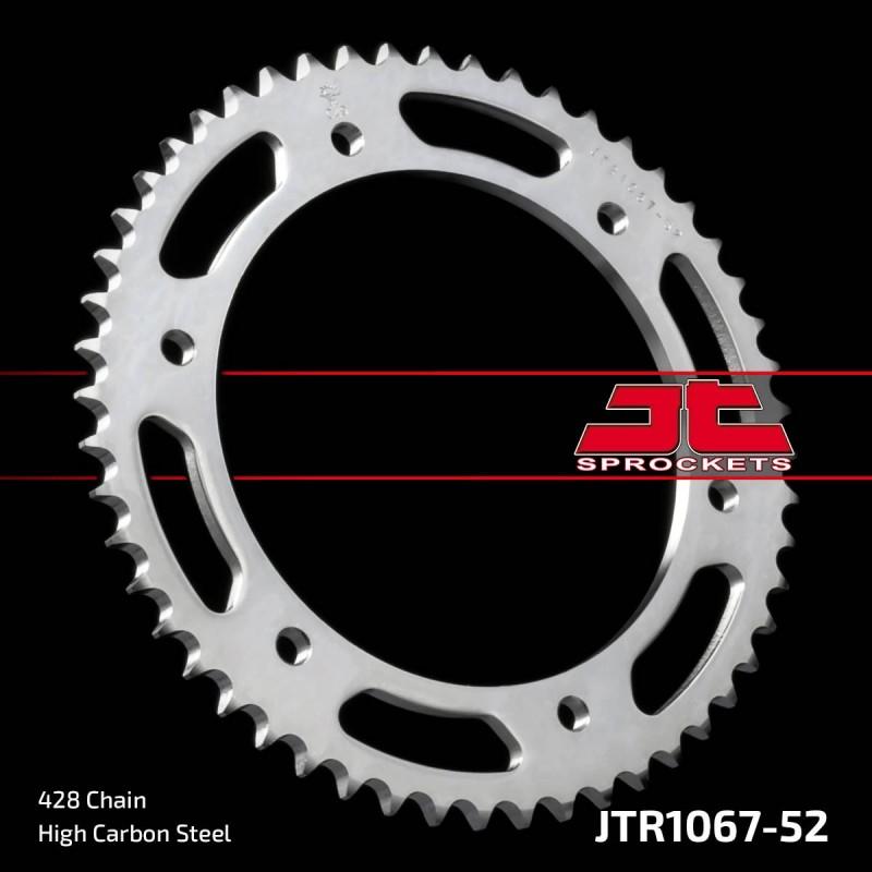 Metalinė galinė žvaigždutė JTR1067.52