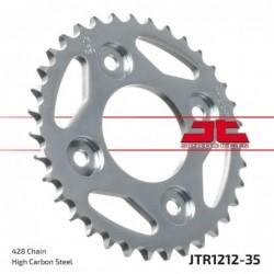 Metalinė galinė žvaigždutė JTR1212.35