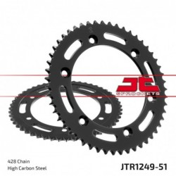 Metalinė galinė žvaigždutė JTR1249.51