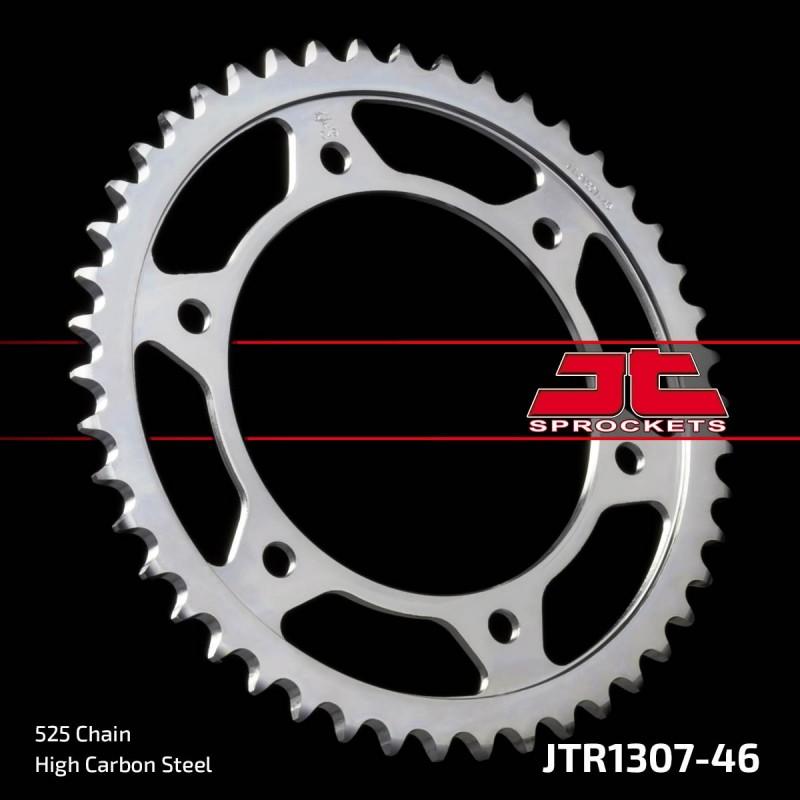 Metalinė galinė žvaigždutė JTR1307.46