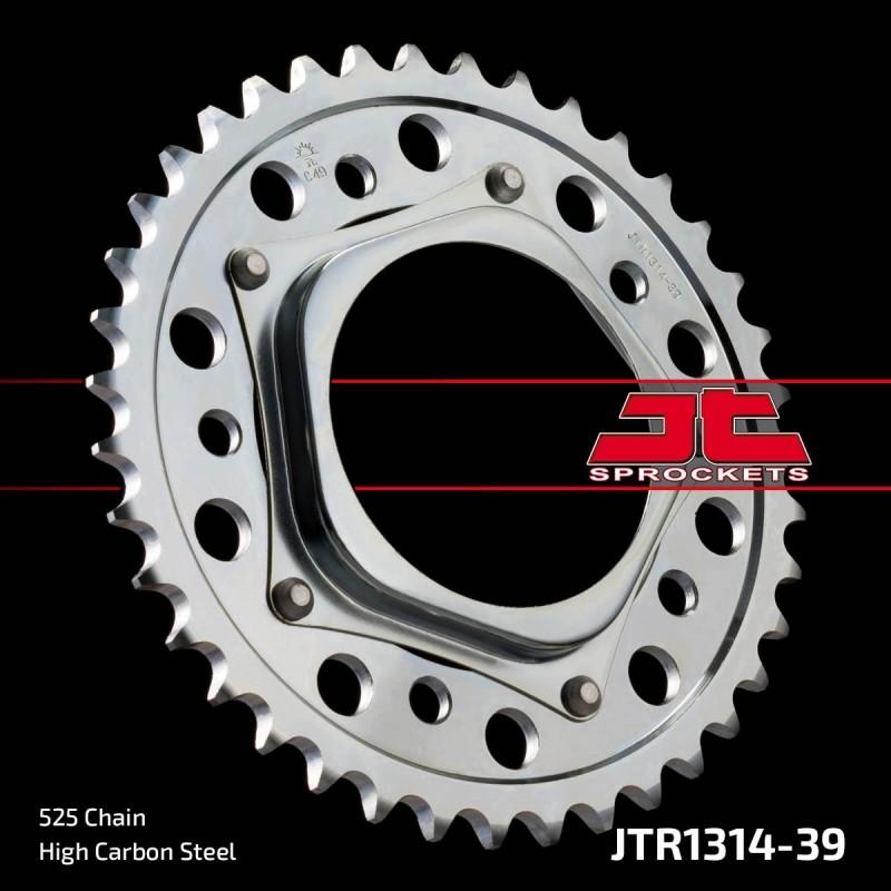 Metalinė galinė žvaigždutė JTR1314.39