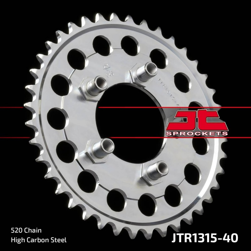 Metalinė galinė žvaigždutė JTR1315.40