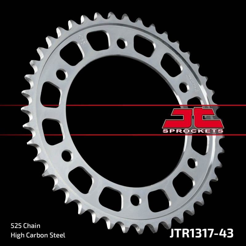 Metalinė galinė žvaigždutė JTR1317.43