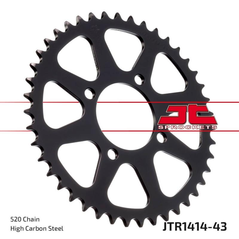 Metalinė galinė žvaigždutė JTR1414.43