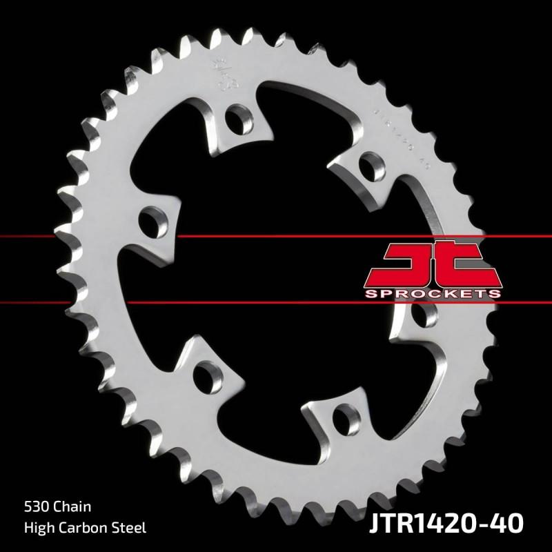 Metalinė galinė žvaigždutė JTR1420.40