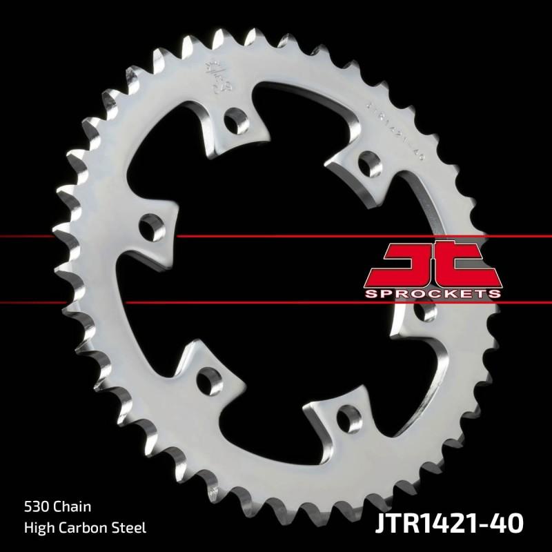 Metalinė galinė žvaigždutė JTR1421.40