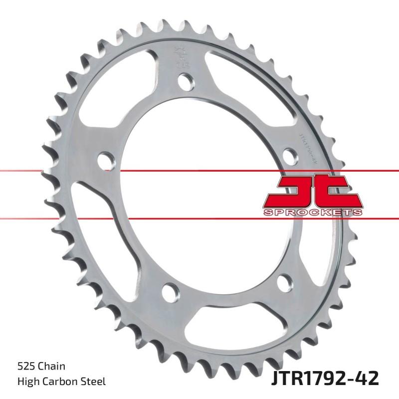 Metalinė galinė žvaigždutė JTR1792.42