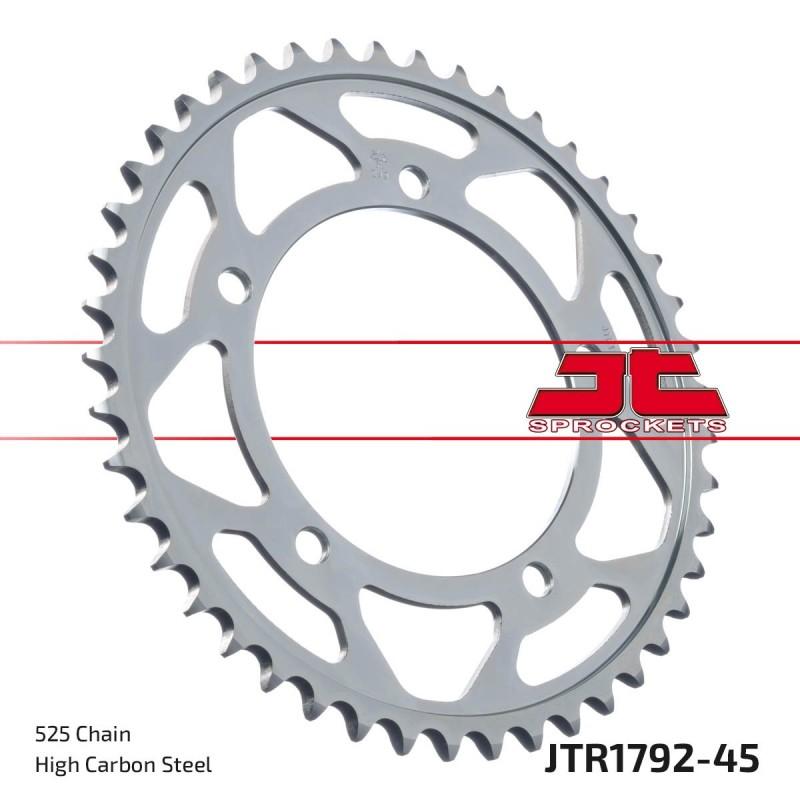 Metalinė galinė žvaigždutė JTR1792.45