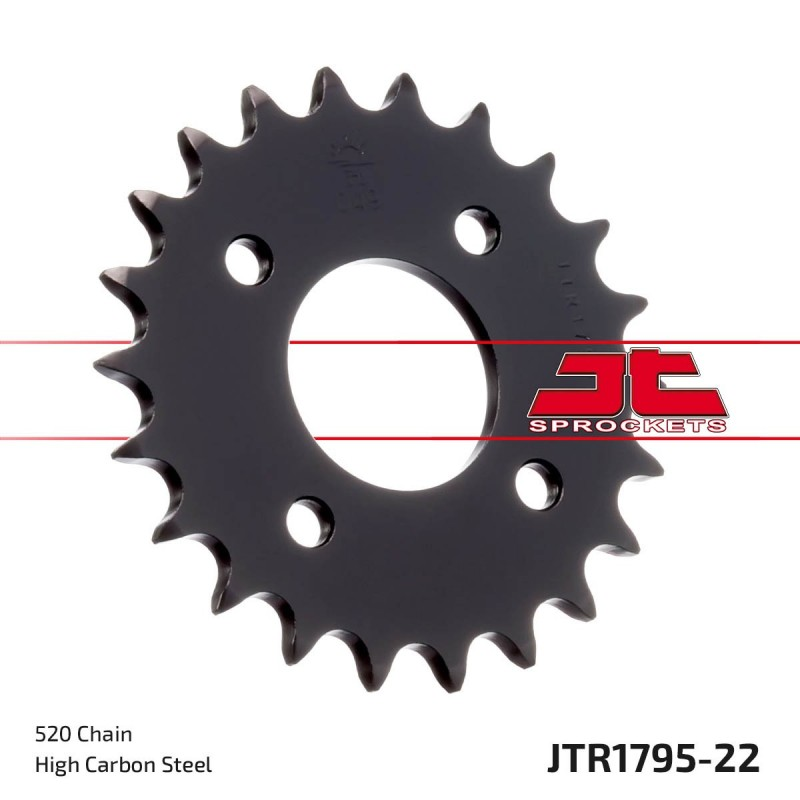 Metalinė galinė žvaigždutė JTR1795.22