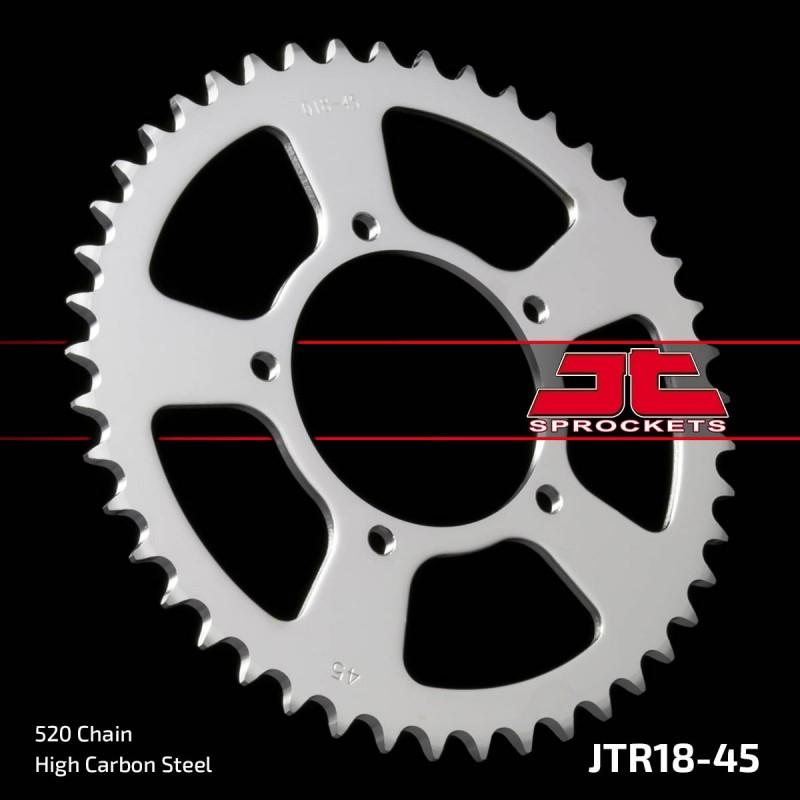 Metalinė galinė žvaigždutė JTR18.45
