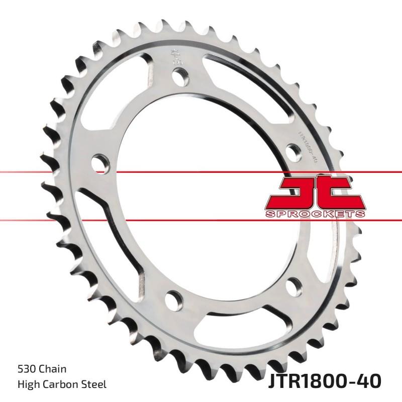 Metalinė galinė žvaigždutė JTR1800.40