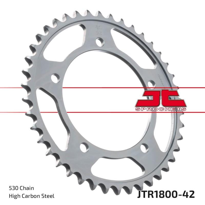 Metalinė galinė žvaigždutė JTR1800.42