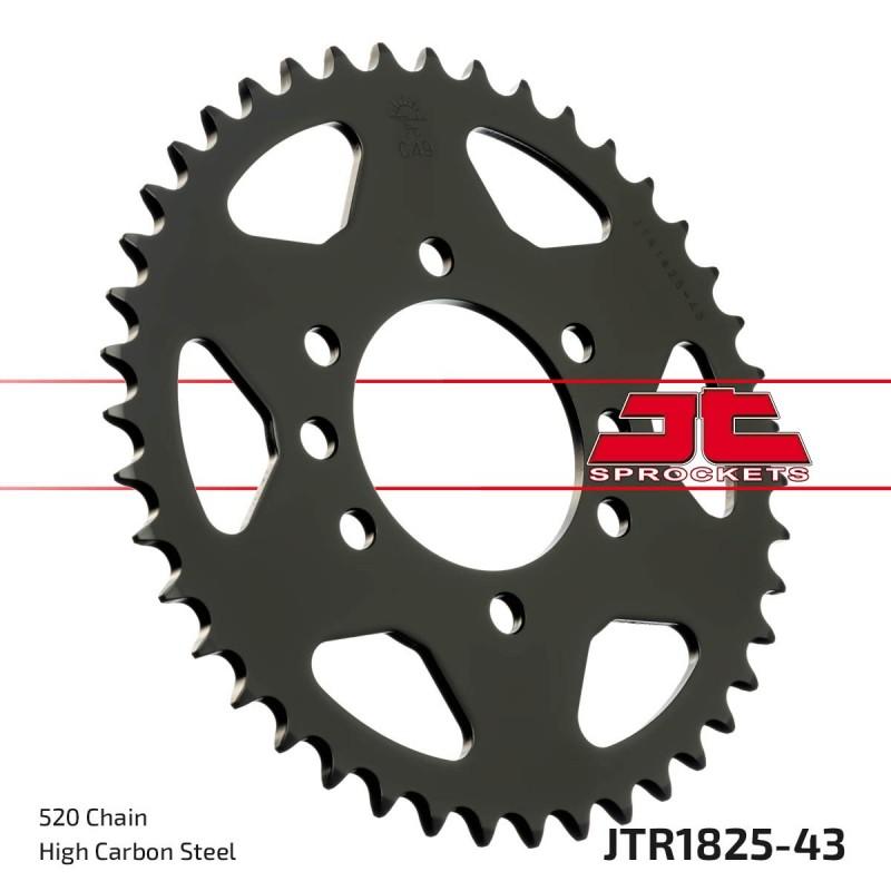 Metalinė galinė žvaigždutė JTR1825.43