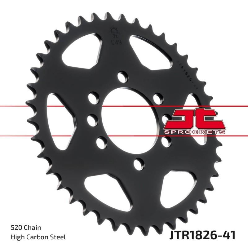 Metalinė galinė žvaigždutė JTR1826.41
