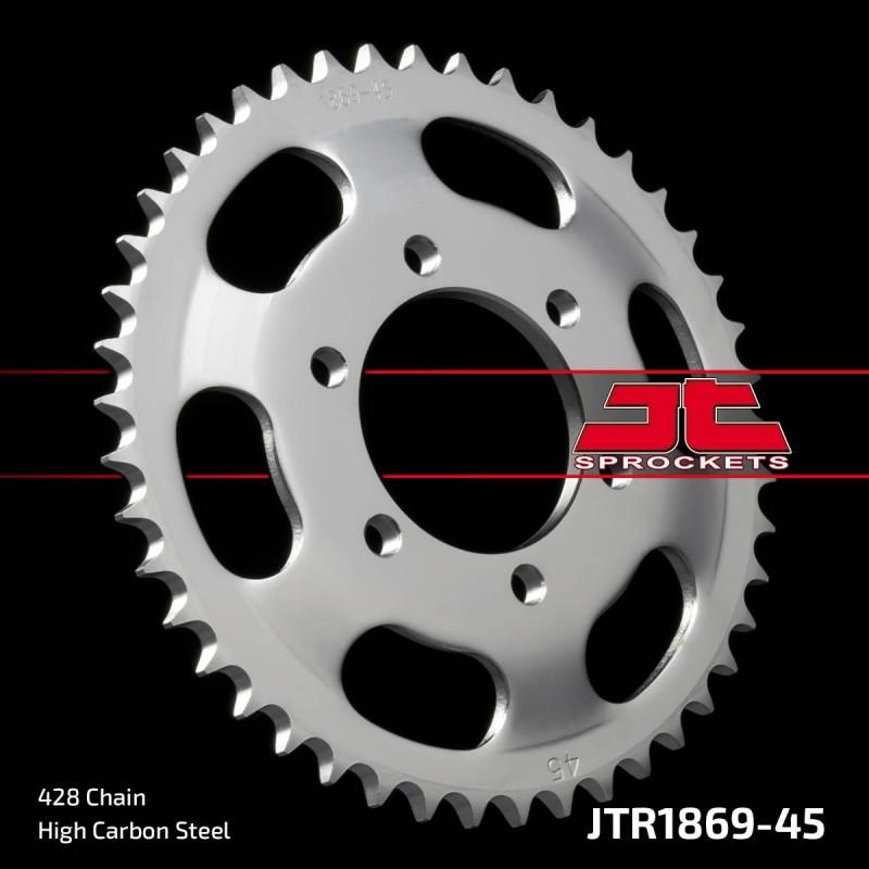 Metalinė galinė žvaigždutė JTR1869.45