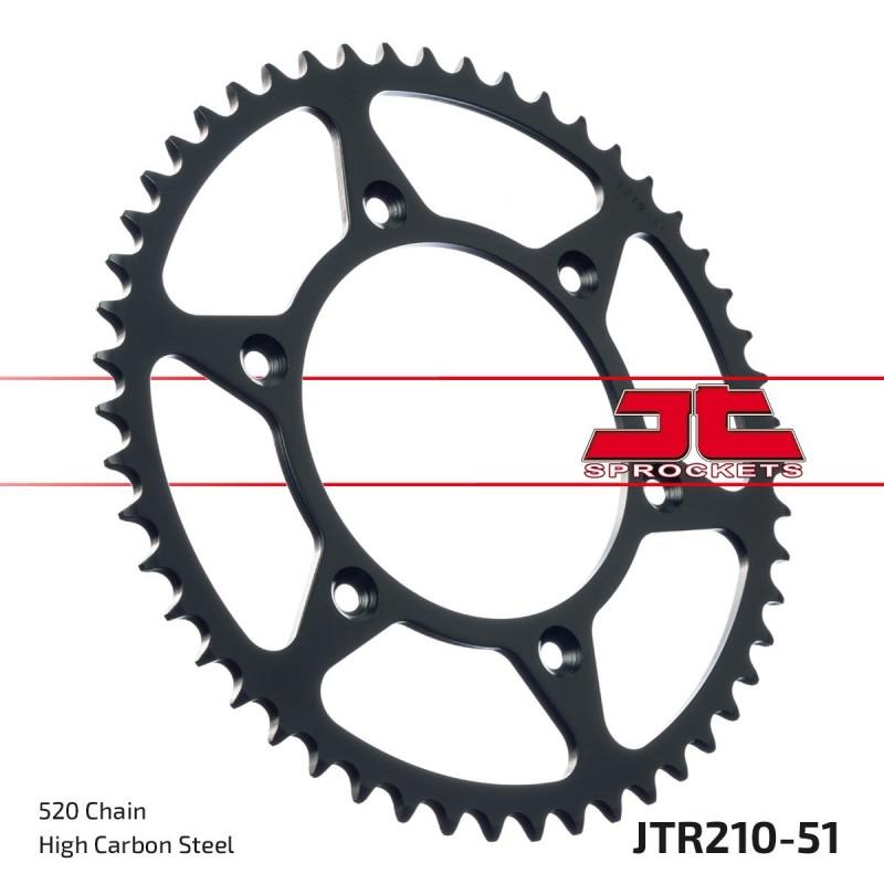 Metalinė galinė žvaigždutė JTR210.51