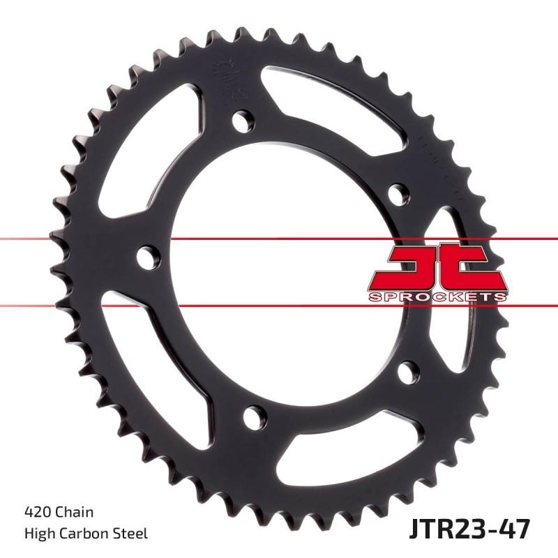 Metalinė galinė žvaigždutė JTR23.47