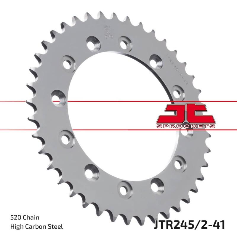 Metalinė galinė žvaigždutė JTR245-2.41