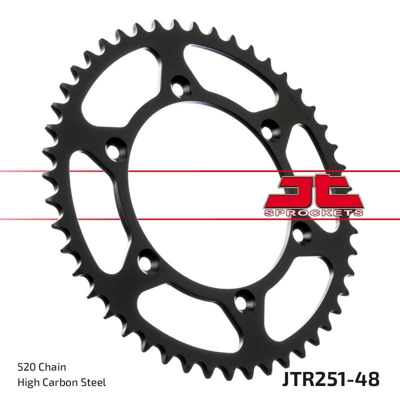 Metalinė galinė žvaigždutė JTR251.48
