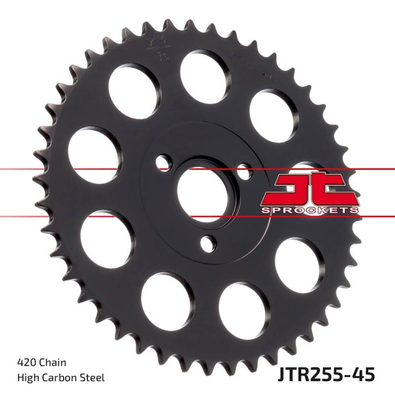 Metalinė galinė žvaigždutė JTR255.45
