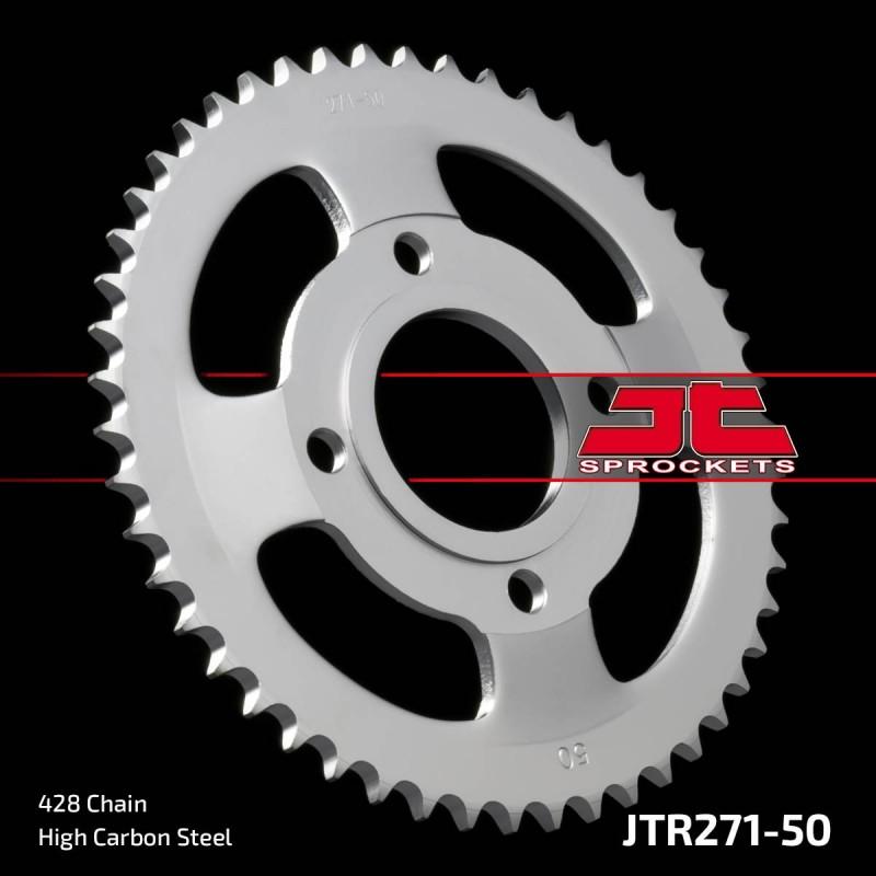 Metalinė galinė žvaigždutė JTR271.50