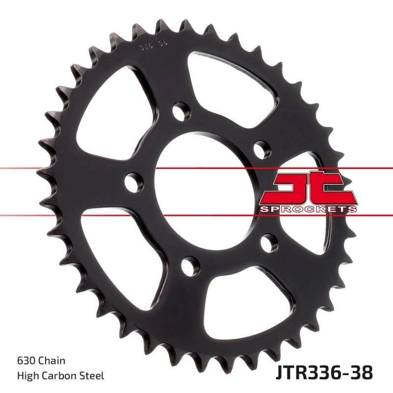 Metalinė galinė žvaigždutė JTR336.38
