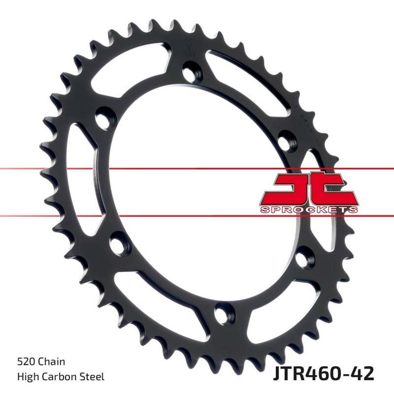 Metalinė galinė žvaigždutė JTR460.42