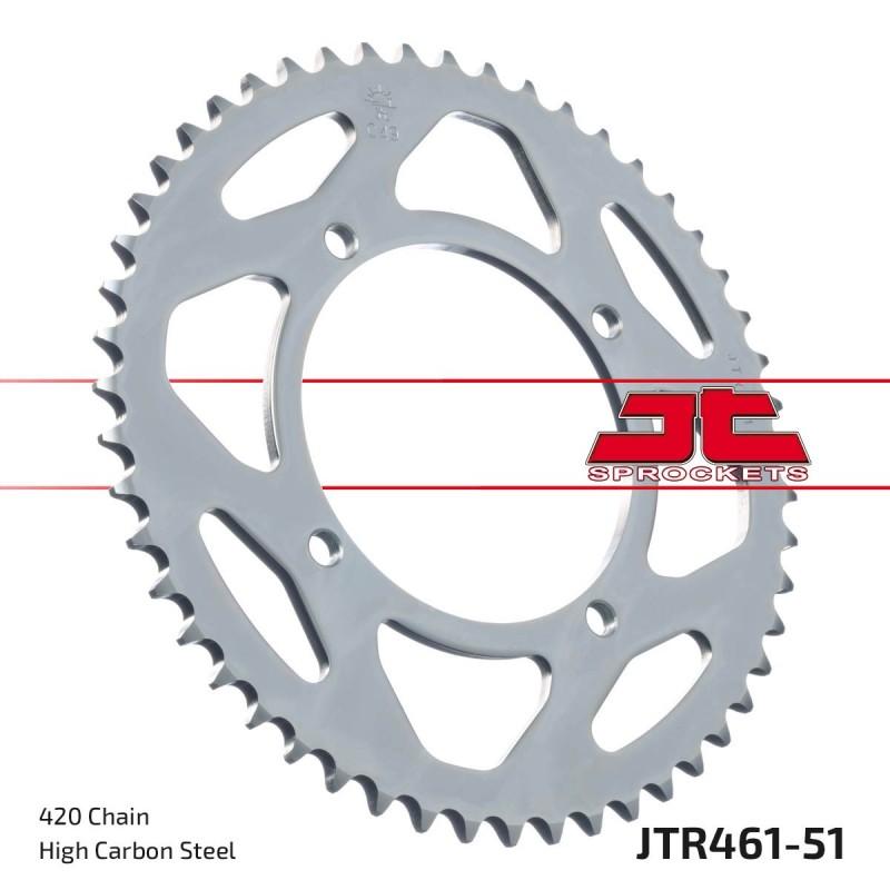 Metalinė galinė žvaigždutė JTR461.51