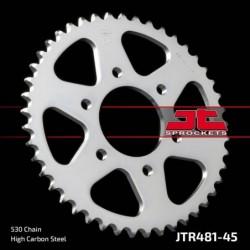 Metalinė galinė žvaigždutė JTR481.45