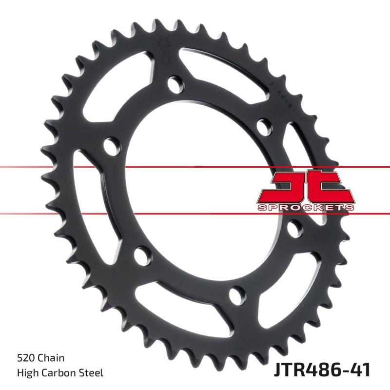 Metalinė galinė žvaigždutė JTR486.41