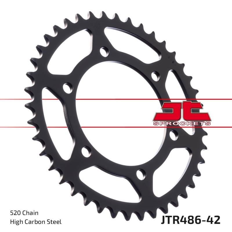 Metalinė galinė žvaigždutė JTR486.42