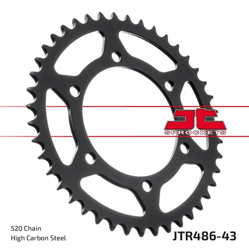 Metalinė galinė žvaigždutė JTR486.43
