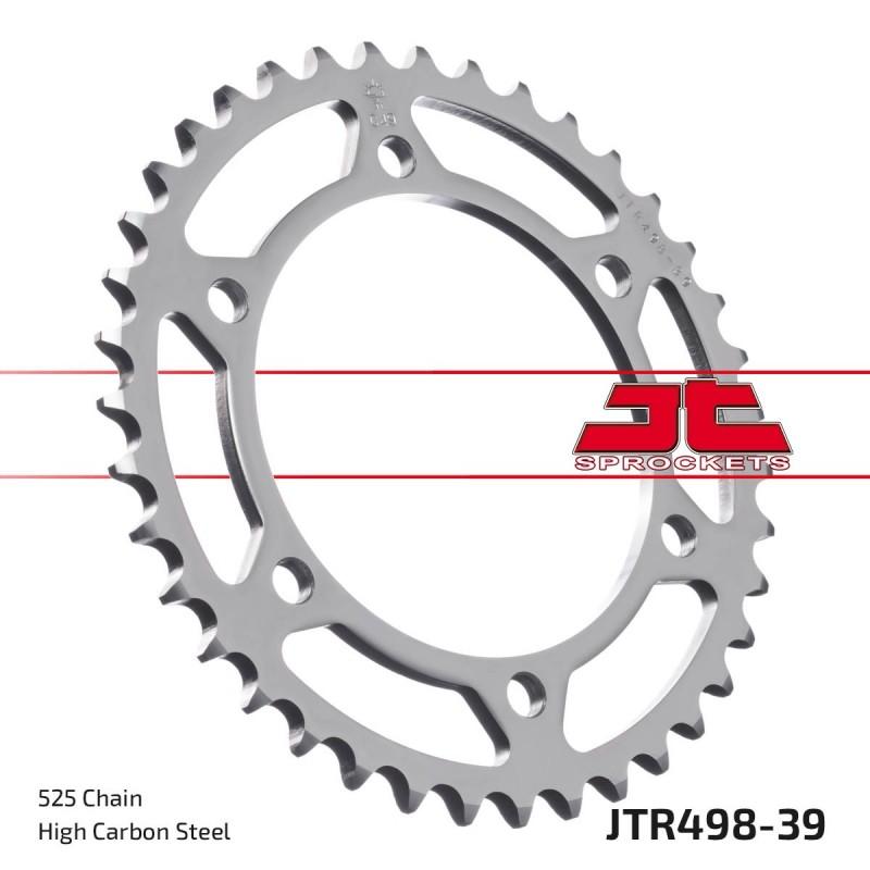 Metalinė galinė žvaigždutė JTR498.39