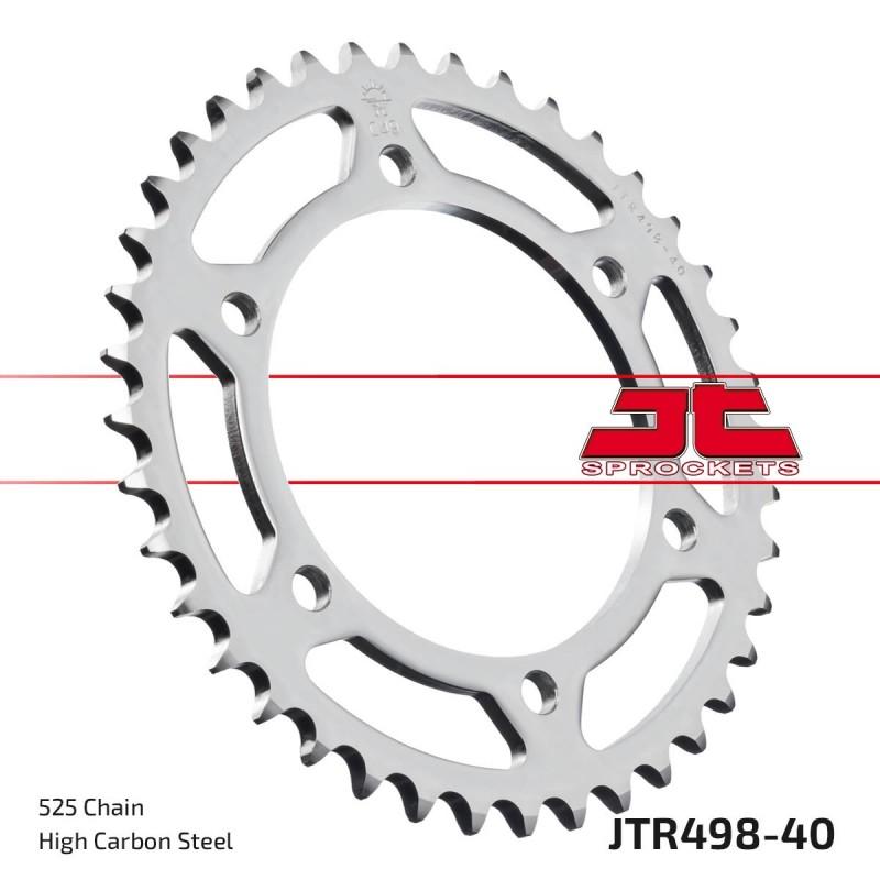 Metalinė galinė žvaigždutė JTR498.40
