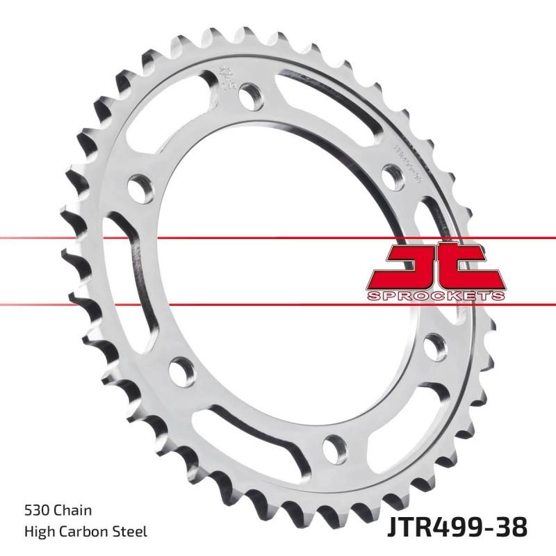 Metalinė galinė žvaigždutė JTR499.38
