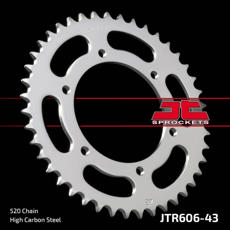 Metalinė galinė žvaigždutė JTR606.43