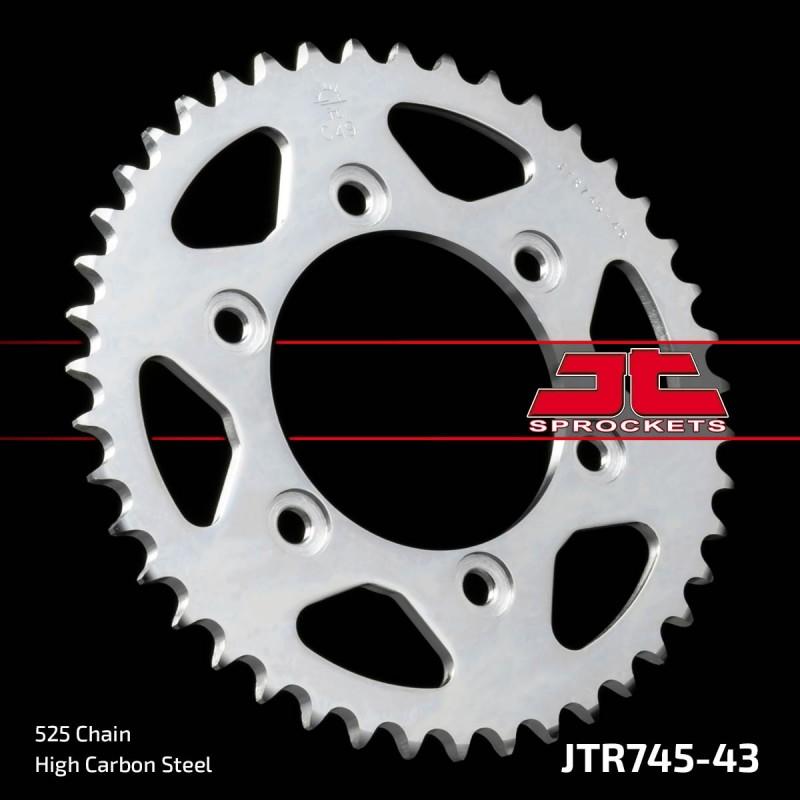 Metalinė galinė žvaigždutė JTR745.43