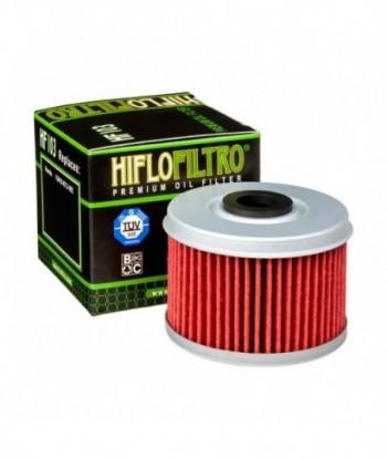 Alyvos filtras HF103