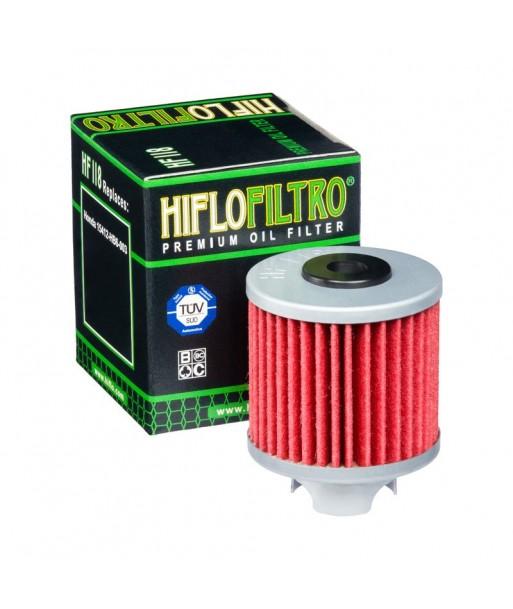 Alyvos filtras HF118