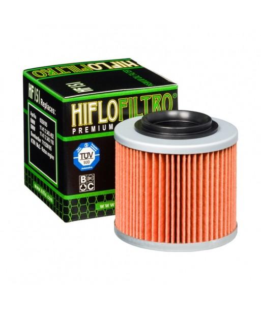 Alyvos filtras HF151