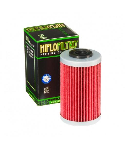 Alyvos filtras HF155