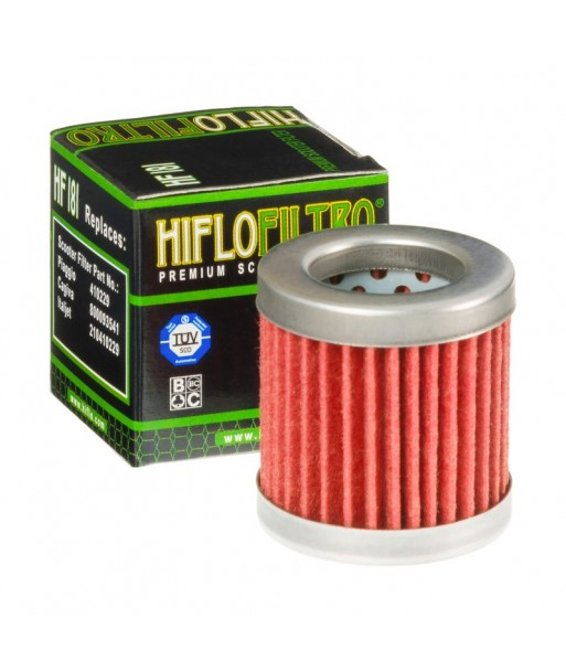 Alyvos filtras HF181